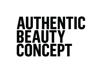 logo authentic beauty concept